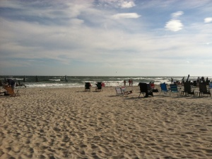 Lawrence beach NY